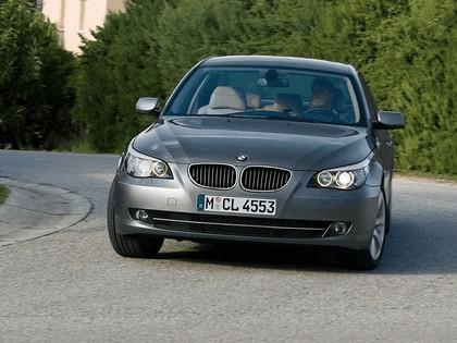 2008 BMW 5er 14