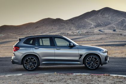 2020 BMW X3 ( F97 ) M Competition 2