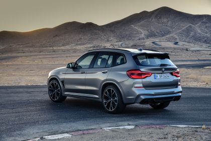 2020 BMW X3 ( F97 ) M Competition 3