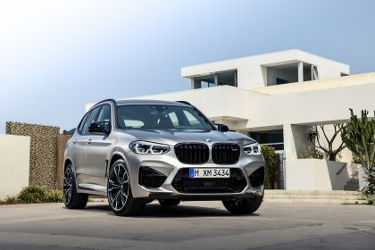 2020 BMW X3 ( F97 ) M Competition 4