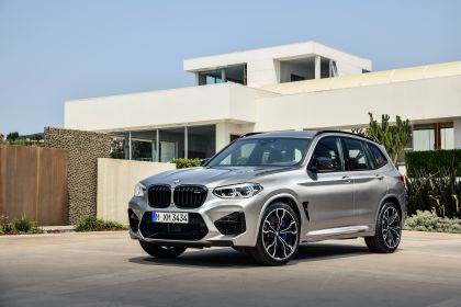 2020 BMW X3 ( F97 ) M Competition 5