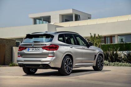 2020 BMW X3 ( F97 ) M Competition 6