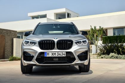 2020 BMW X3 ( F97 ) M Competition 7