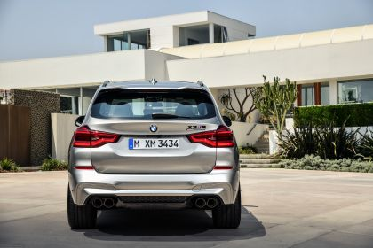 2020 BMW X3 ( F97 ) M Competition 9