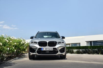 2020 BMW X3 ( F97 ) M Competition 10