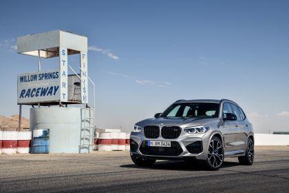 2020 BMW X3 ( F97 ) M Competition 12
