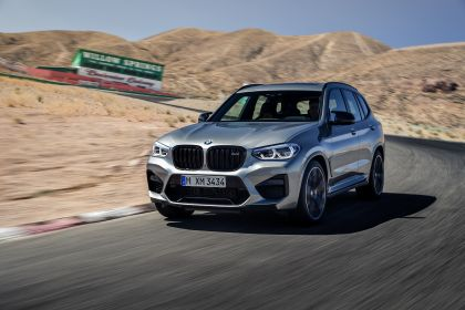 2020 BMW X3 ( F97 ) M Competition 15