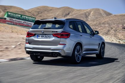 2020 BMW X3 ( F97 ) M Competition 16