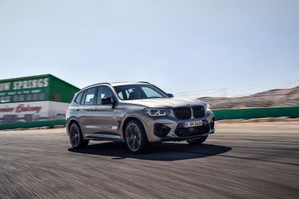 2020 BMW X3 ( F97 ) M Competition 17