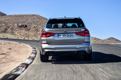 2020 BMW X3 ( F97 ) M Competition 18