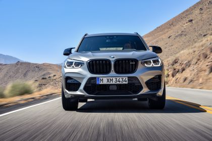 2020 BMW X3 ( F97 ) M Competition 21