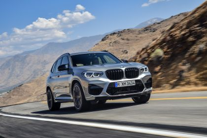 2020 BMW X3 ( F97 ) M Competition 22