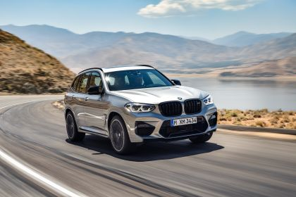 2020 BMW X3 ( F97 ) M Competition 23