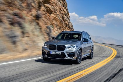 2020 BMW X3 ( F97 ) M Competition 24