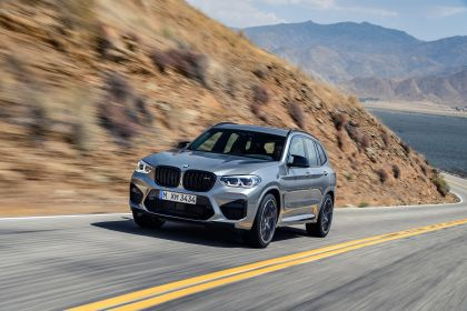 2020 BMW X3 ( F97 ) M Competition 25