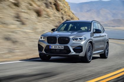 2020 BMW X3 ( F97 ) M Competition 26