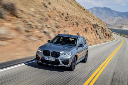 2020 BMW X3 ( F97 ) M Competition 28