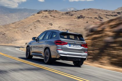 2020 BMW X3 ( F97 ) M Competition 29