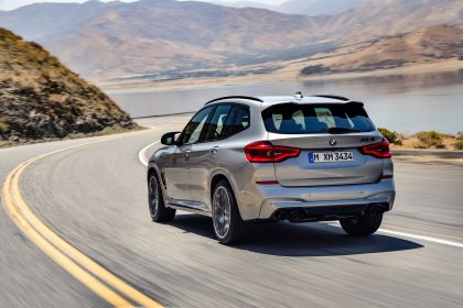 2020 BMW X3 ( F97 ) M Competition 30