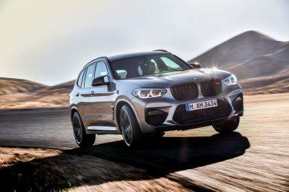 2020 BMW X3 ( F97 ) M Competition 31
