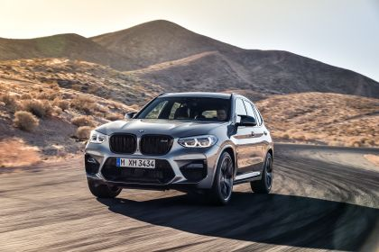 2020 BMW X3 ( F97 ) M Competition 32