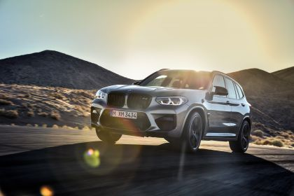2020 BMW X3 ( F97 ) M Competition 33