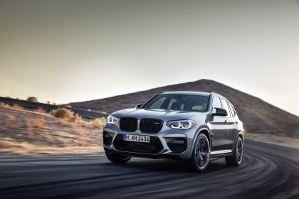 2020 BMW X3 ( F97 ) M Competition 34