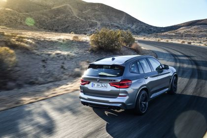 2020 BMW X3 ( F97 ) M Competition 36