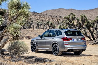 2020 BMW X3 ( F97 ) M Competition 37