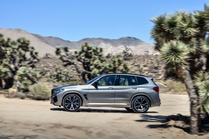 2020 BMW X3 ( F97 ) M Competition 38