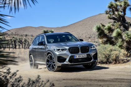 2020 BMW X3 ( F97 ) M Competition 39