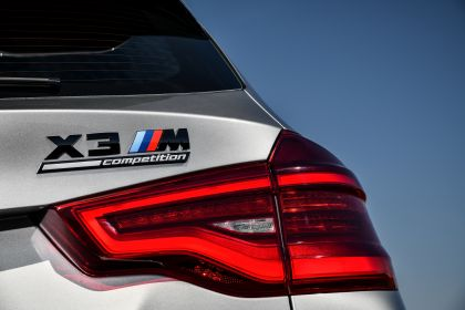 2020 BMW X3 ( F97 ) M Competition 41