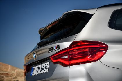 2020 BMW X3 ( F97 ) M Competition 42