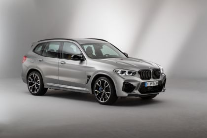 2020 BMW X3 ( F97 ) M Competition 59