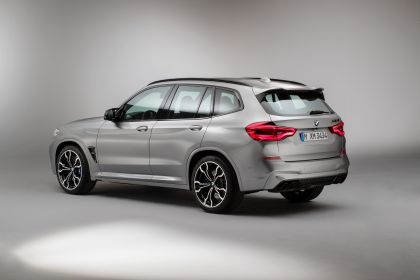 2020 BMW X3 ( F97 ) M Competition 60