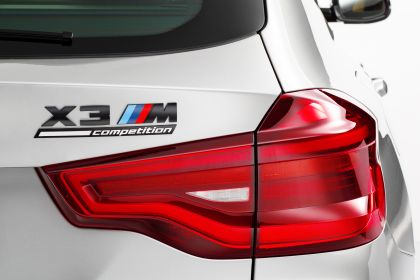 2020 BMW X3 ( F97 ) M Competition 66