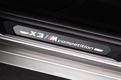 2020 BMW X3 ( F97 ) M Competition 69
