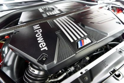 2020 BMW X4 ( F98 ) M 10