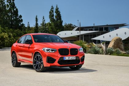 2020 BMW X4 ( F98 ) M Competition 1