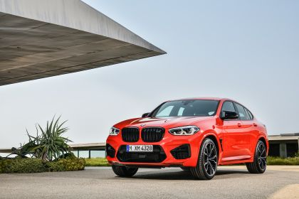2020 BMW X4 ( F98 ) M Competition 4