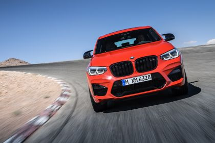 2020 BMW X4 ( F98 ) M Competition 5