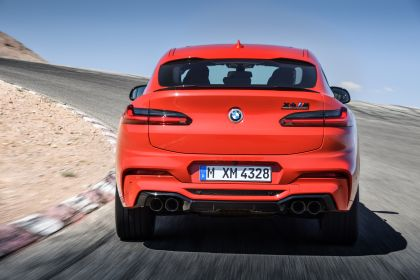 2020 BMW X4 ( F98 ) M Competition 7
