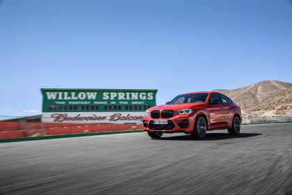 2020 BMW X4 ( F98 ) M Competition 8