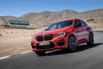 2020 BMW X4 ( F98 ) M Competition 9
