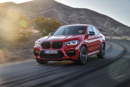 2020 BMW X4 ( F98 ) M Competition 10