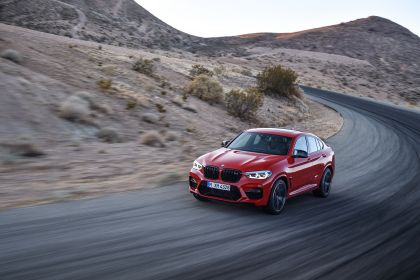 2020 BMW X4 ( F98 ) M Competition 11
