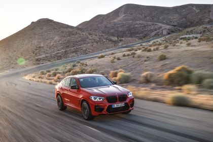 2020 BMW X4 ( F98 ) M Competition 12