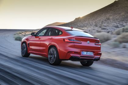 2020 BMW X4 ( F98 ) M Competition 13