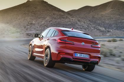 2020 BMW X4 ( F98 ) M Competition 14
