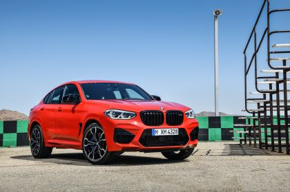 2020 BMW X4 ( F98 ) M Competition 16